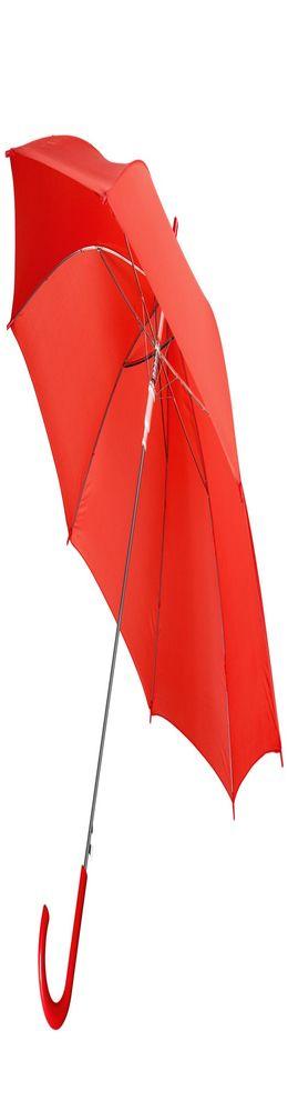 Зонт-трость Unit Promo, красный фото