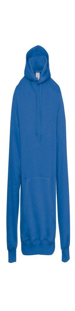 Толстовка Hooded ярко-синяя фото
