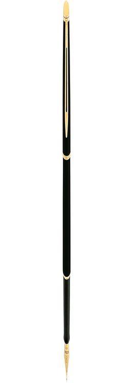Ручка перьевая «Hemisphere Black GT» фото