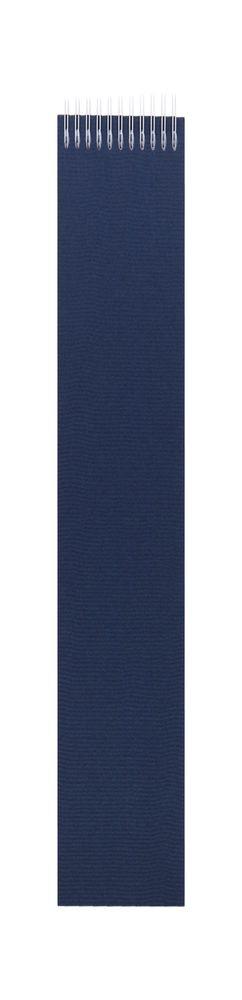 Блокнот Nettuno Mini в линейку, синий фото
