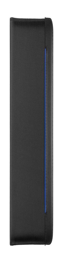 Папка Mokai формата А4 с блокнотом, синяя фото