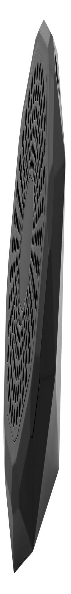 Беспроводная колонка diamondFever с аккумулятором 4000 мАч, черная фото