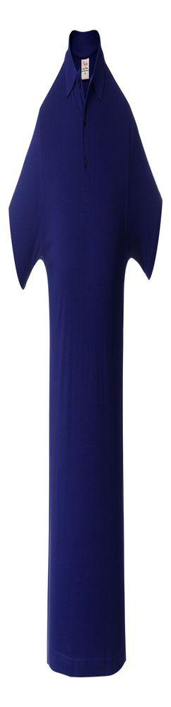 Рубашка поло мужская SURF, синяя фото