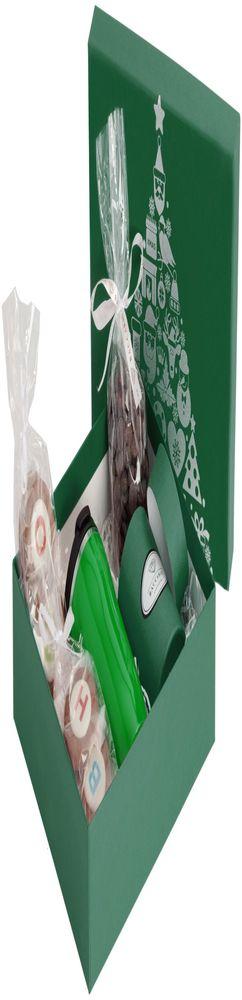 Набор «Новогодняя история», зеленый фото