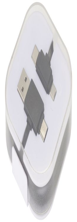 Цветной зарядный кабель фото
