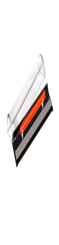 Шариковая ручка, Colt, нажимной мех-м,корпус-алюминий,отделка-детали с черным покрытием, оранжевый, в упаковке фото