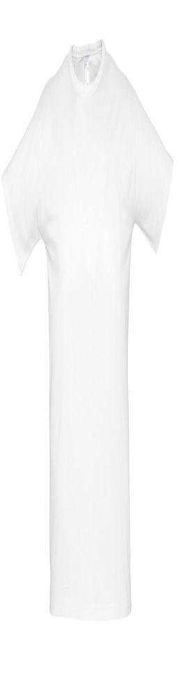 Футболка стретч мужская MILANO 190 белая фото