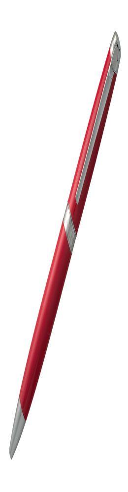 Ручка шариковая Leman Scarlet red lacquered SP, красная фото