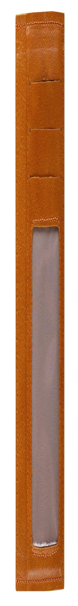 Обложка для автодокументов Apache, горчичный фото