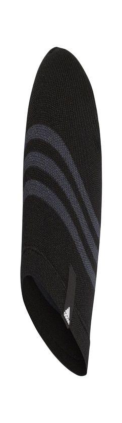 Шапка Tiro, черная с серым фото