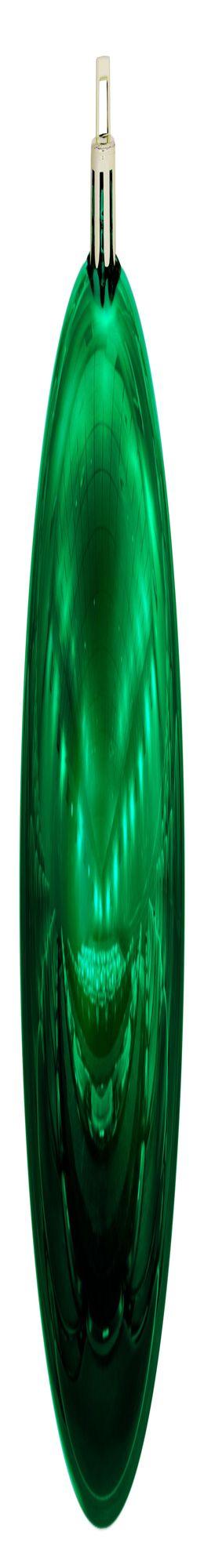 Елочный шар Shiny 10, ver.1, зеленый фото