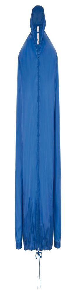 Ветровка унисекс SHIFT, ярко-синяя фото