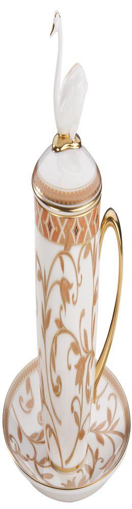 Набор Swan с терракотовым орнаментом фото
