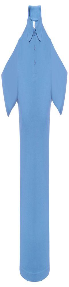 Рубашка поло Virma Light, голубая фото