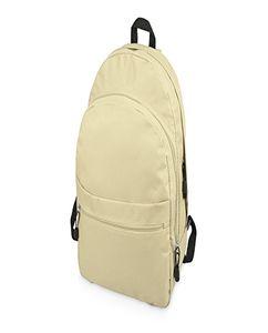 """Рюкзак """"Trend"""" с двумя отделениями на молнии и внешним карманом, хаки фото"""
