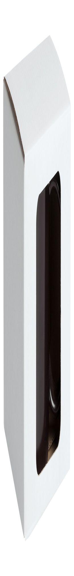 Коробка для кружки Window, белая фото