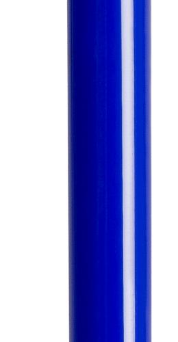 Ручка шариковая TWIN SOLID, синий, пластик фото