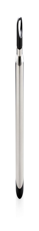Термобутылка с беспроводной зарядкой, серый фото