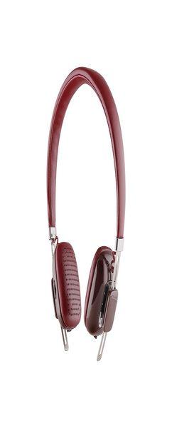 Наушники беспроводные Rombica mysound BH-01, красные фото