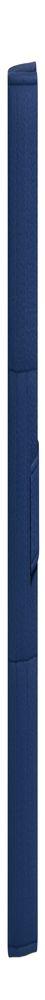 Ежедневник-портфолио Royal, недатированный, синий, подарочная коробка