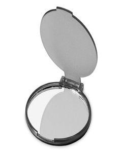 """Зеркало """"Carmen"""" складное, черный фото"""