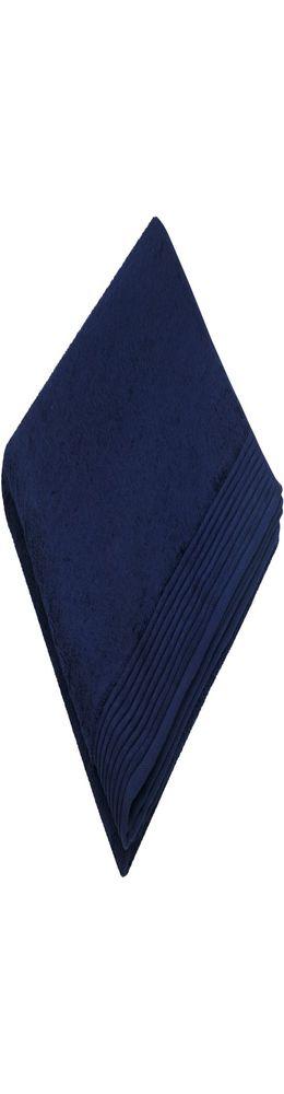 Полотенце Loft, большое, синее фото
