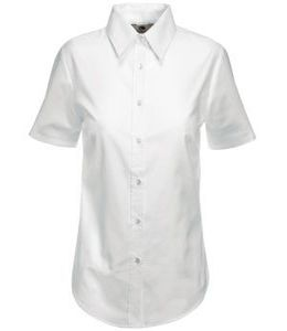 "Рубашка женская  ""Lady-Fit Short Sleeve Oxford Shirt"" фото"