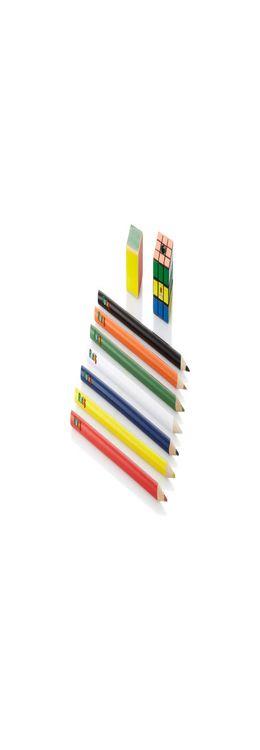 Набор канцелярский от Rubik's фото