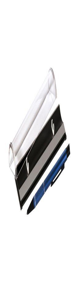 Шариковая ручка, Etna, нажимной мех-м,корпус-алюминий,синий,матовый/отд-гравир-ка, хром.кольцо, детали с черным покрытием, в упаковке фото