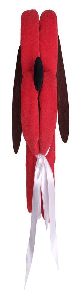 Игрушка-плед «Пес Трансформер», красный фото