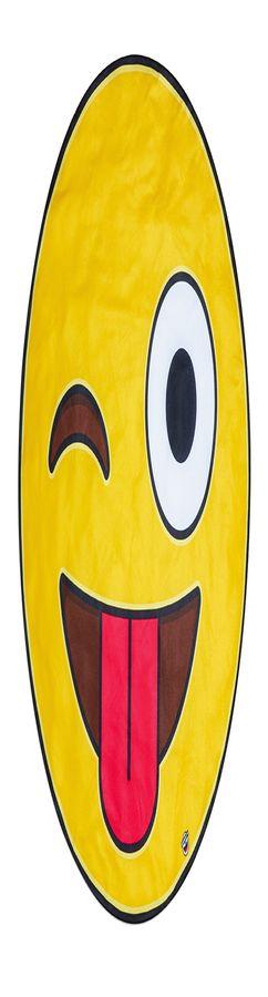 Покрывало пляжное emoji фото