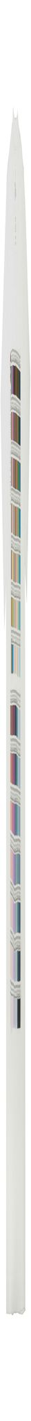 Футболка T-bolka 160 c DTG-печатью Kornit Color chart 3, белая