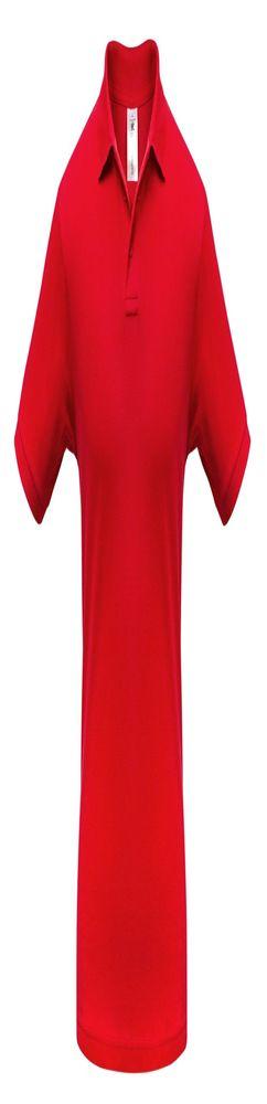 Рубашка поло Safran красная фото
