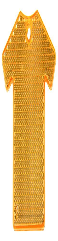 Светоотражатель «Футболка», оранжевый фото