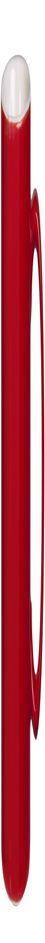 Фаянсовая кружка, красная
