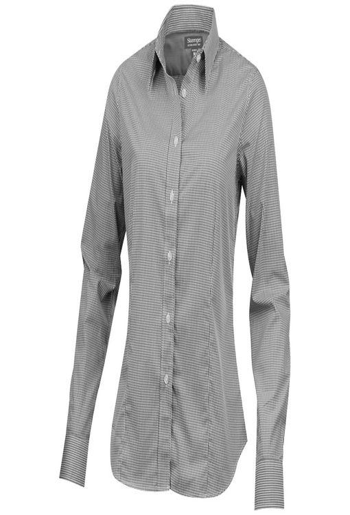 """Рубашка """"Net"""" женская с длинным рукавом фото"""