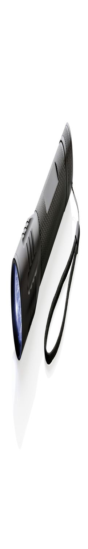 Фонарик CREE large, 3W, черный фото