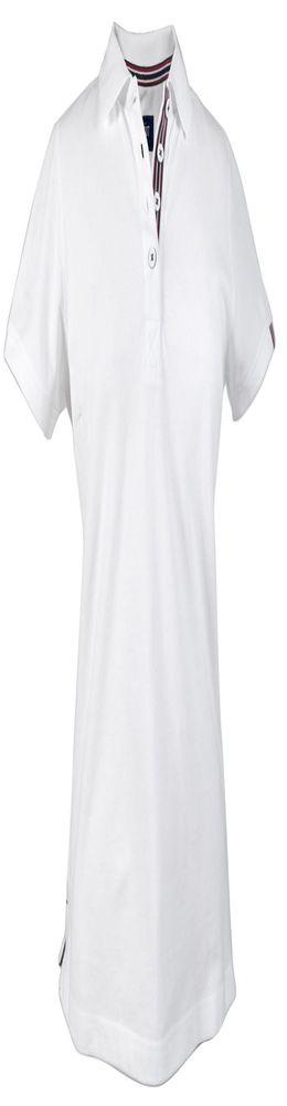 Рубашка поло женская AVON LADIES, белая фото