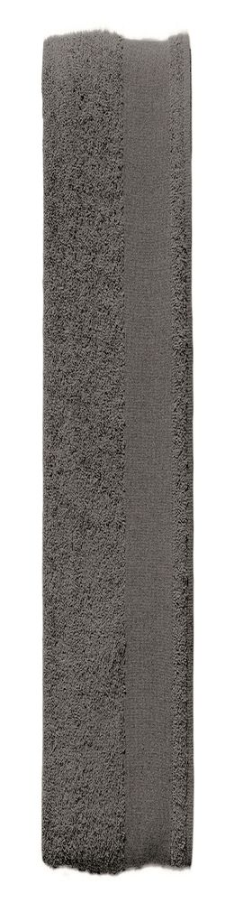 Sol`s Полотенце махровое Island Small, темно-серое фото