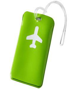 """Бирка для багажа """"Voyage"""", зеленое яблоко фото"""