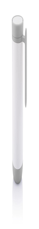 Термокружка Clik с ручкой, 225 мл, белый фото