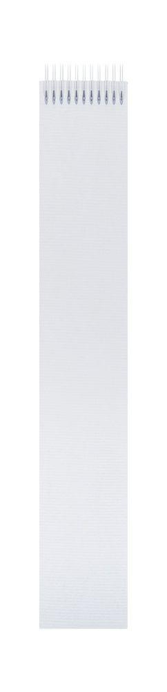 Блокнот Nettuno Mini в линейку, белый фото