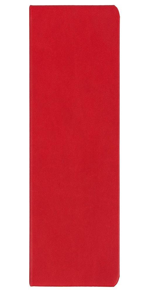 Ежедневник Basis Mini, недатированный, красный фото