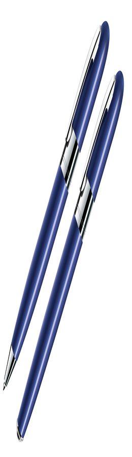 MOONLIGHT, набор: ручка шариковая и ручка-роллер (без футляра) фото
