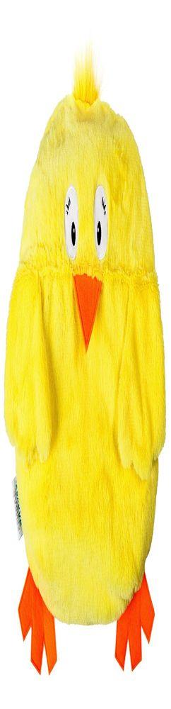 Игрушка-подушка «Цыпа» с пледом фото