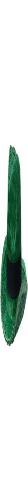 Шляпа Daydream, зеленая с черной лентой фото