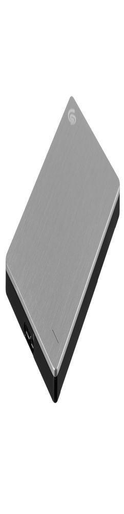 Внешний диск Seagate Backup Slim, USB 3.0, 1Тб, серебристый фото