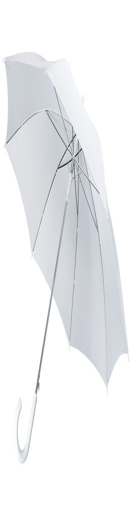 Зонт-трость Unit Promo, белый фото