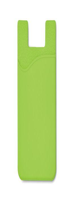 SILICARD Чехол для пластиковых карт, зеленый фото
