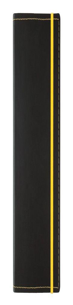 Адъютант Блокнот Vivid Colors в мягкой обложке, черный фото